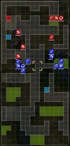 深山の掃討戦ハードマップ04