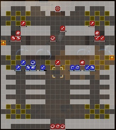 FE風花雪月女神再誕の儀襲撃戦マップ07