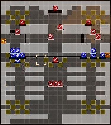 FE風花雪月女神再誕の儀襲撃戦マップ09