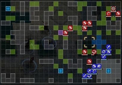 王国領の掃討戦ハードマップ02
