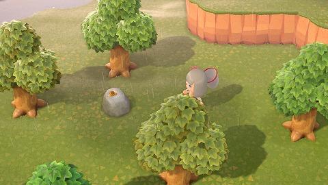 あつまれどうぶつの森カタツムリ