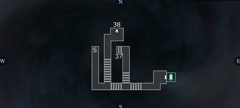 真女神転生3オベリスク118Fマップ
