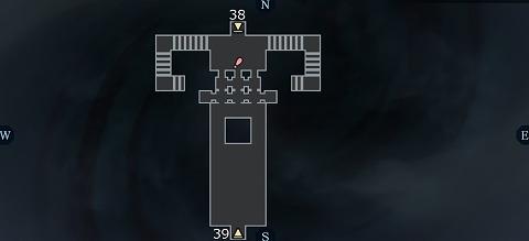真女神転生3オベリスク128Fマップ