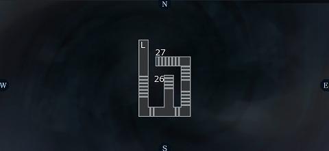 真女神転生3オベリスク93Fマップ
