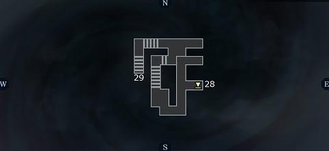 真女神転生3オベリスク97Fマップ