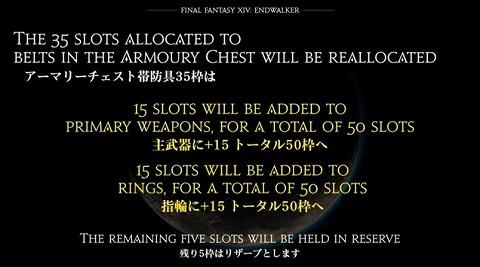 FF14帯防具のアーマリーチェスト