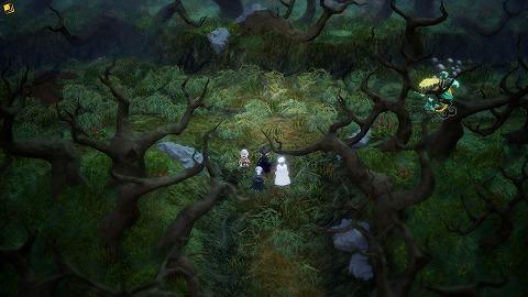 ブレイブリーデフォルト2迷いの森01