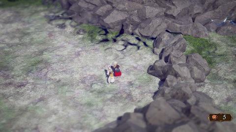 ブレイブリーデフォルト2虚無の孤島02