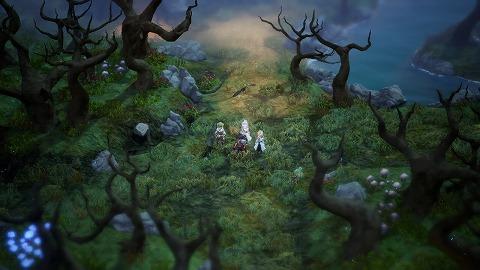 ブレイブリーデフォルト2迷いの森04