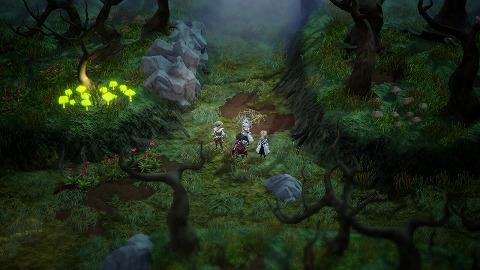 ブレイブリーデフォルト2迷いの森05