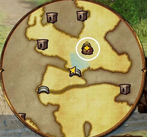 ブレイブリーデフォルト2魔法の国ウィズワルド場所
