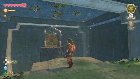 スカイウォードソード天望の神殿右扉
